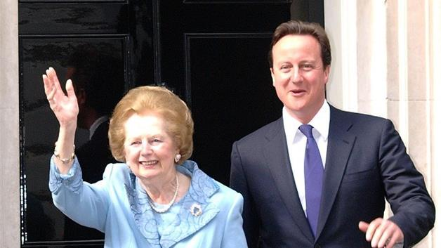 Cameron Backs Thatcher Museum as Northern Museums Face Axe