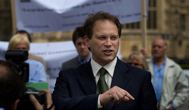 Grant Shapps in Identity Crisis