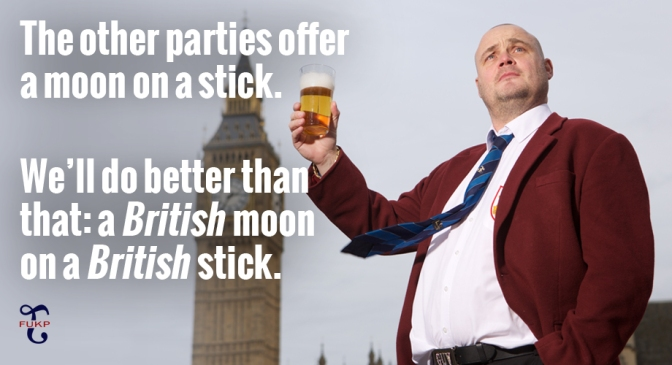 Pub Landlord Confirms He'll Stand Against Farage