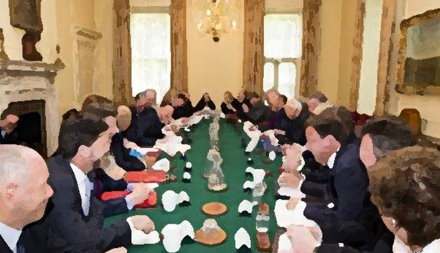 Theresa May's First Cabinet in Full