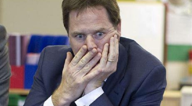 Clegg Casualty as UK Votes for Hung Parliament